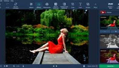 Movavi Photo Editor 6.2.0 Crack With Serial Key Free Download