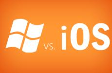 Windows 8 vs. iPad Air