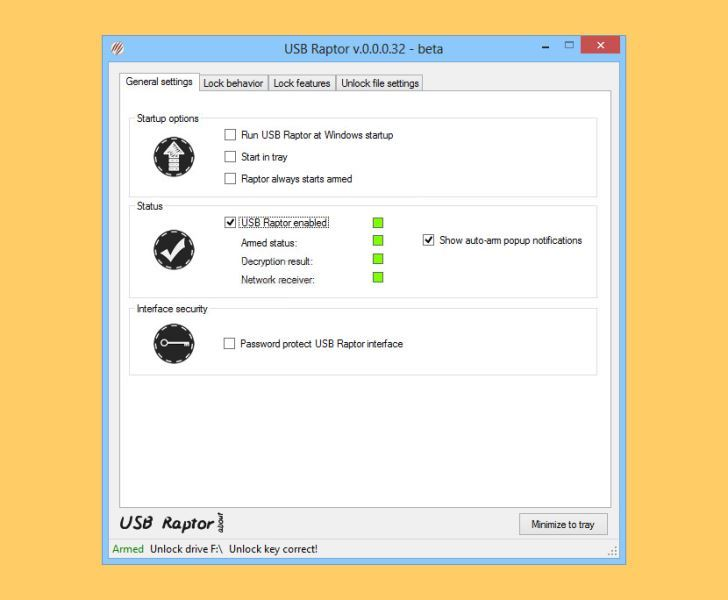 USB Raptor