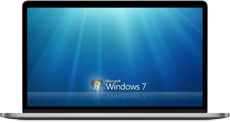 Windows 7 logon screen Ultimate Edition (32-bit / 64-bit) ISO File Full Free