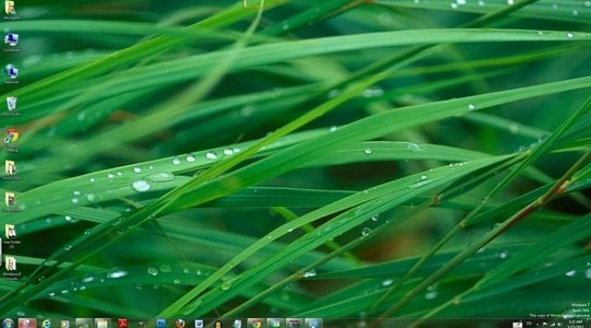 Apple Windows 7 Theme