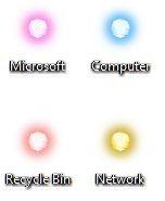 Download Free Light Windows 7 Theme Icons Cursors 3