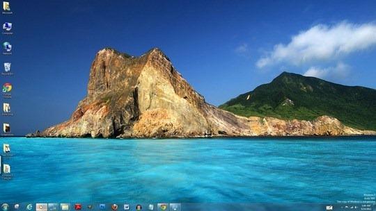 Download Free Taiwan Windows 7 Theme