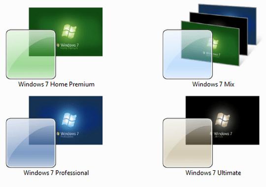 Download Free Windows 7 Box Art Windows 7 Themes Pack