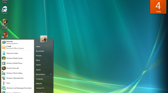 Xero Windows 7 Theme 3rd Party