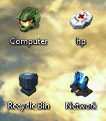 Halo Windows 7 Theme Icons Sounds Cursors ScreenSaver (2)
