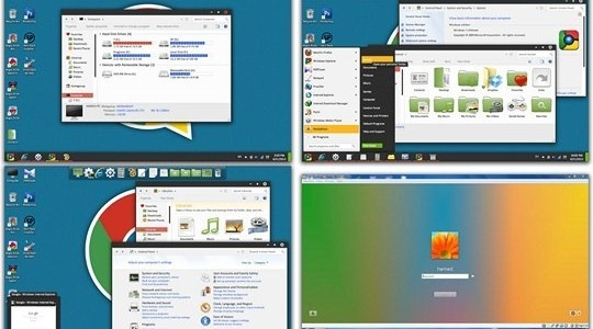 Google Chromium OS Transformation Pack