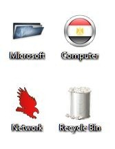 Download Free 25 jan Egyptian Revolution Windows Theme With Sounds, Cursors & Icons 2
