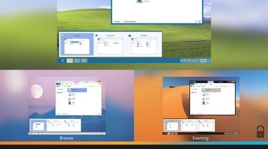 Metro+ Luna Windows 8 Visual Style