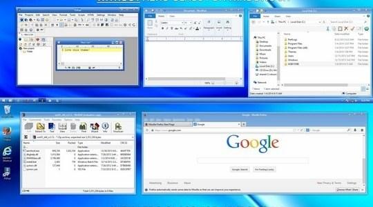 Royale Blue Windows 8 Visual Style
