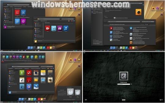 Download Free Nox Windows 7 Skin Pack