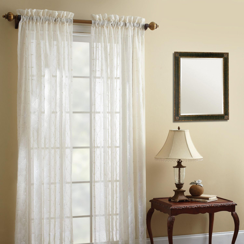Unusual Window Treatments And Curtain