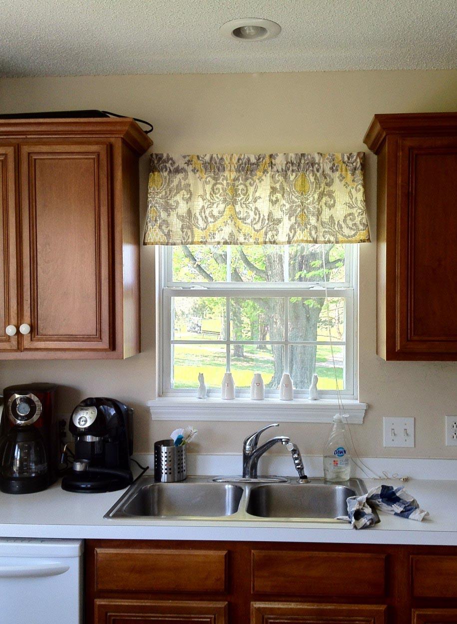 title   Kitchen Window Valance Ideas