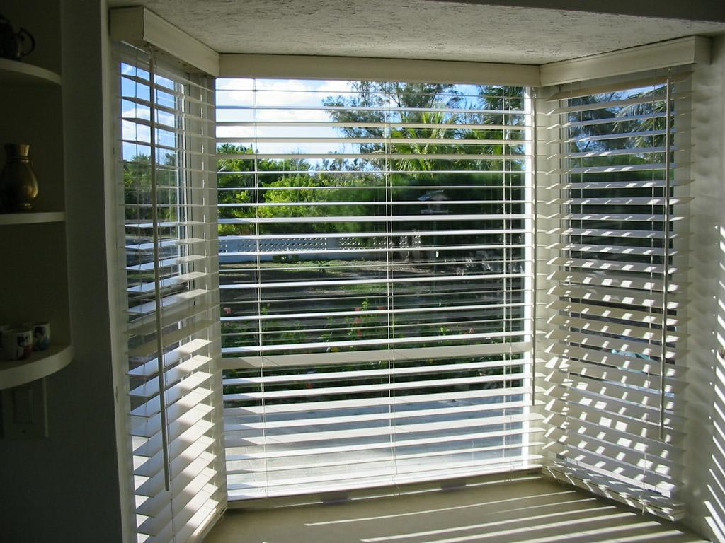Image Result For Bay Window Treatments For Kitchen