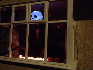 Jack in window