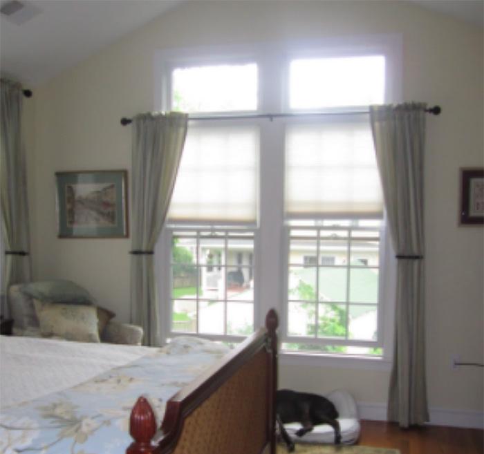 window treatments for transom windows