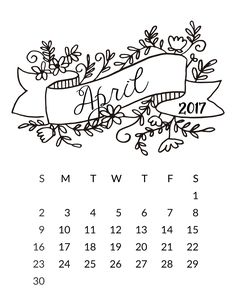 word count calendar