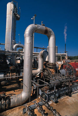 Oil and Natural Gas Midstream Support