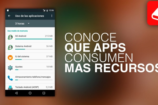 apps que mas recursos consumen