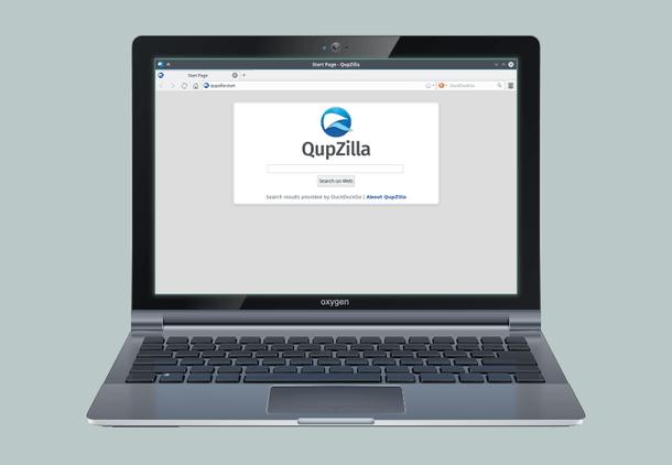 navegador qupzilla - Los mejores Navegadores para PC con pocos recursos