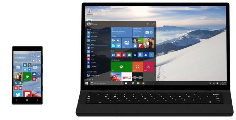 Requisitos de Windows 10 Cloud