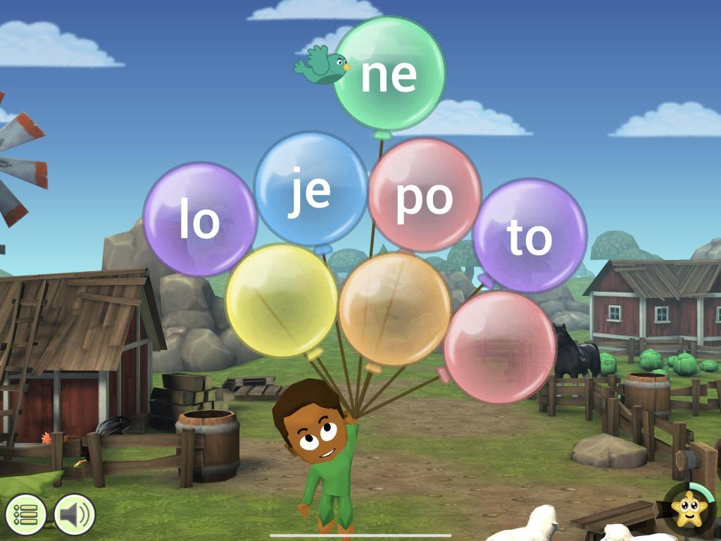 Graphogame - 5 Aplicaciones para fomentar la lectura en los niños