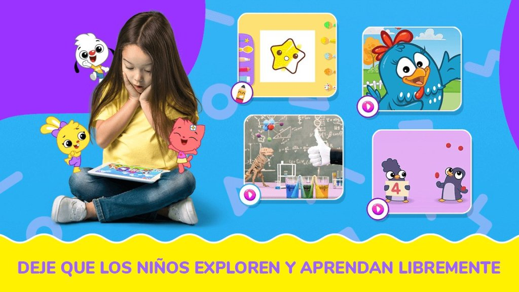 Playkids - 5 Aplicaciones para fomentar la lectura en los niños
