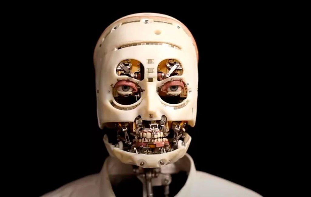 El robot de Disney que respira - Los 5 mejores robots del 2020