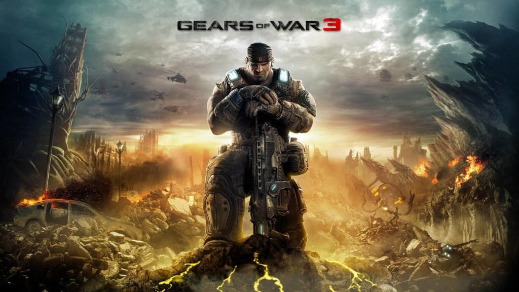 Gears of war 3 - 5 juegos emblemáticos que cumplen 10 años en 2021