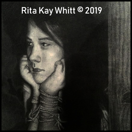 Graphite Illustration by Rita Kay Whitt aka WHITTnessForChrist