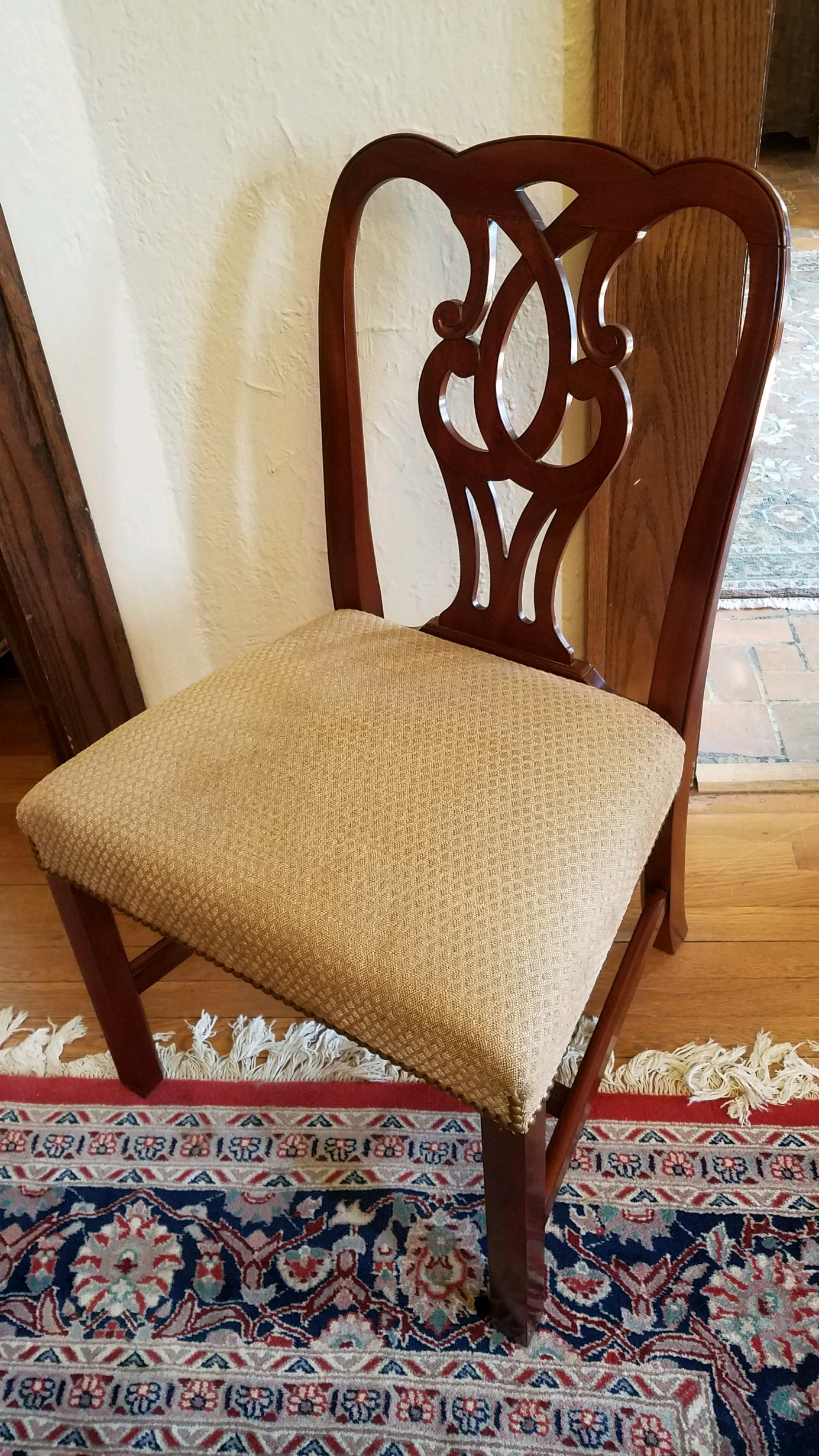 Strange Baker Special Collections Dining Chairs Set Of Six Short Links Chair Design For Home Short Linksinfo