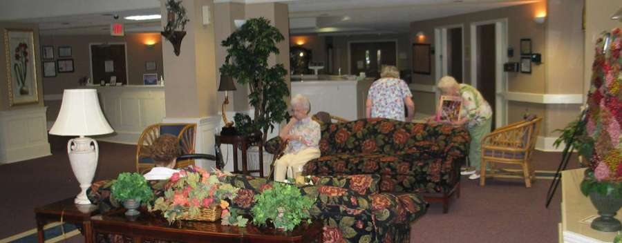 call assisted living communities