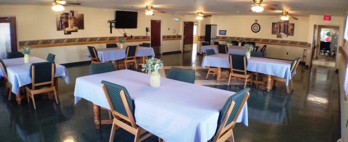 2020 Main Dining Hall