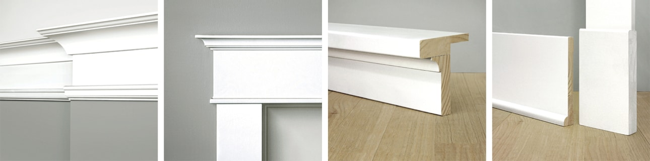 Moldings Classic American Molding Collection WindsorONE