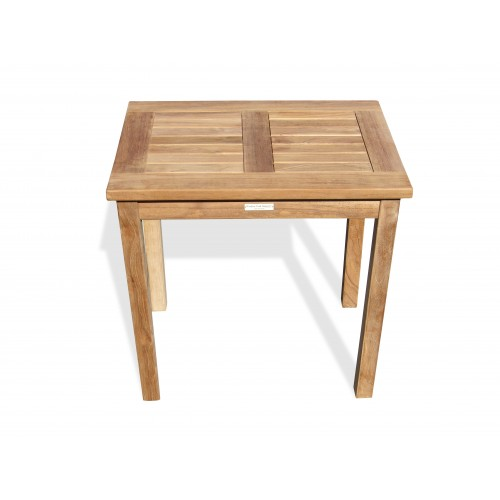 cape cod rectangular 28 x 20 x 27 high teak highboy coffee utility table