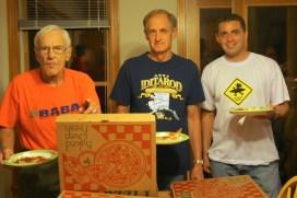 Bob, Gordon and Chris