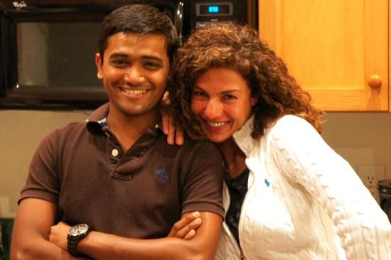 Pancham and Sara