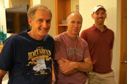 Gordon, Joe and Warren