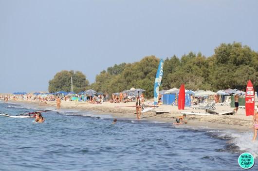 Пляж в Мармари