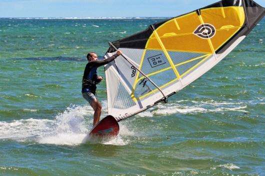 Windsurf Guru Sail in Mauritius