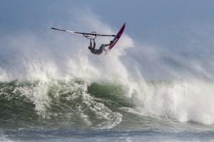 Jake Miller in Punta San Carlos