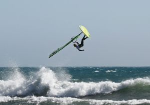 Morgan Noireaux impresses at Waddel in the start of the AWT 2013