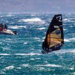Pascal Toselli in Costa Brava over 65 knots