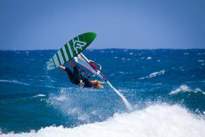 Yoli de Brendt enjoying Lanzarote