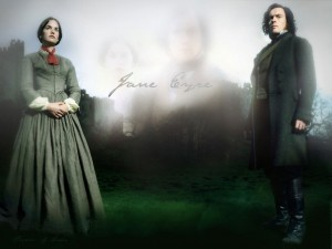 Jane Eyre stars Ruth Wilson and Toby Stephens