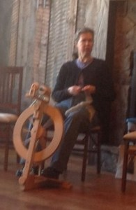 Can you sit aback and relax? Can you actually look away while spinning with your chosen wheel?