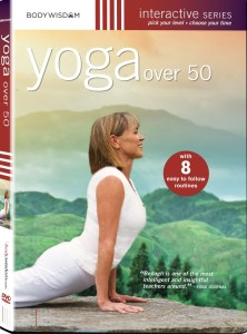 Yoga over 50 by Barbara Benagh