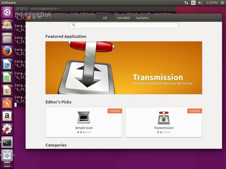 gnome-software-ubuntu