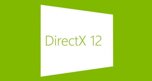 características DirectX 12