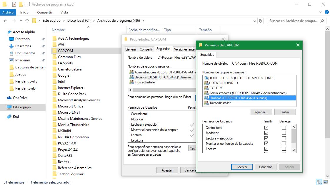 Instalar y jugar Resident Evil 3 en Windows 10 - Windtux